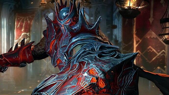 Lords of the Fallen: Ancient Labyrinth DLCannounced