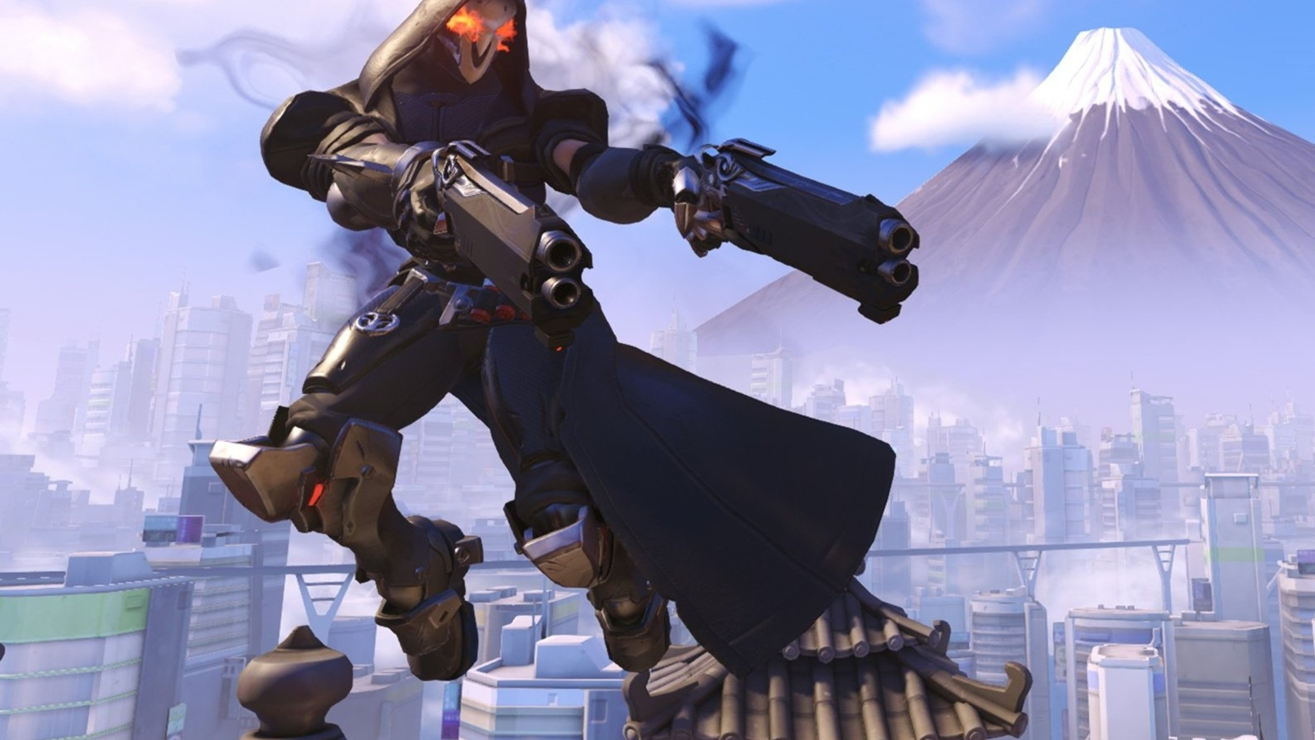 Blizzard reveals Overwatch, a team-based competitive first-person shooter