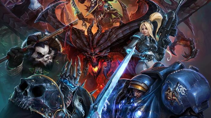 Heroes of the Storm closed beta date announced