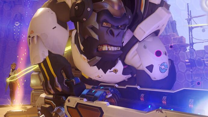 Blizzard details Overwatch, its upcoming competitive first-personshooter