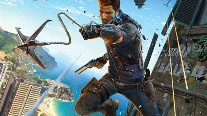 Just Cause 3 has finally been officiallyannounced