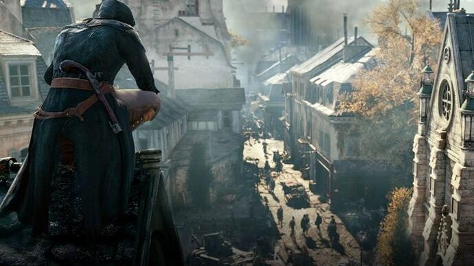 Assassin's Creed: Unity launch beats Black Flag's in UK chart