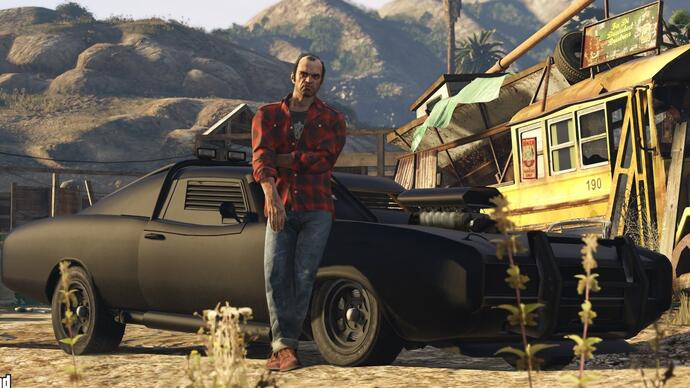 Rockstar patcht PS4 en Xbox One-versies GTA 5