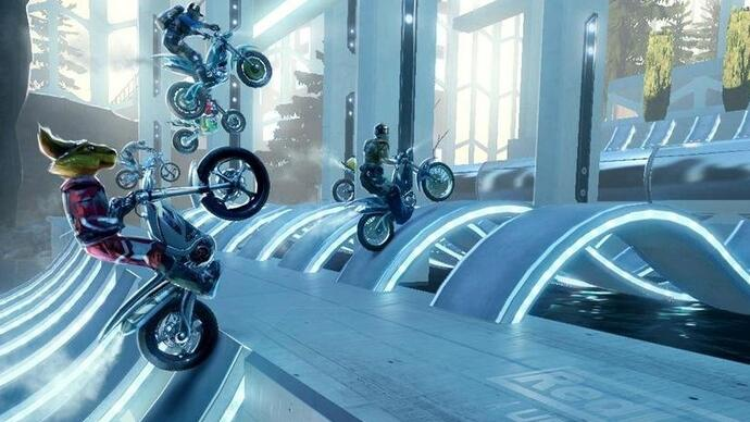 Trials Fusion update adds ability to formteams