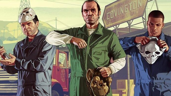 Grand Theft Auto V voor PS4 en Xbox One review