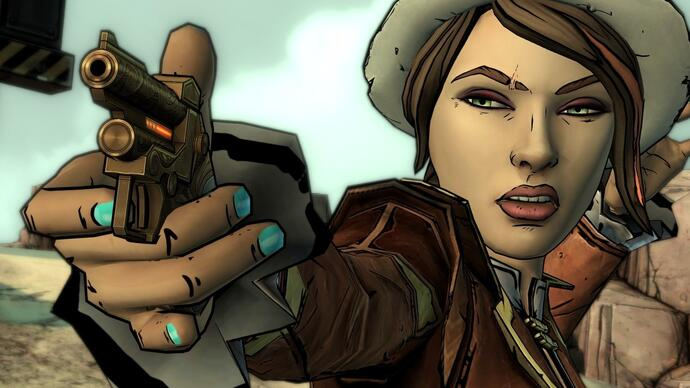 Tales from the Borderlands: Episode 1review