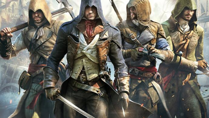 Assassin's Creed Unity patchanalysed