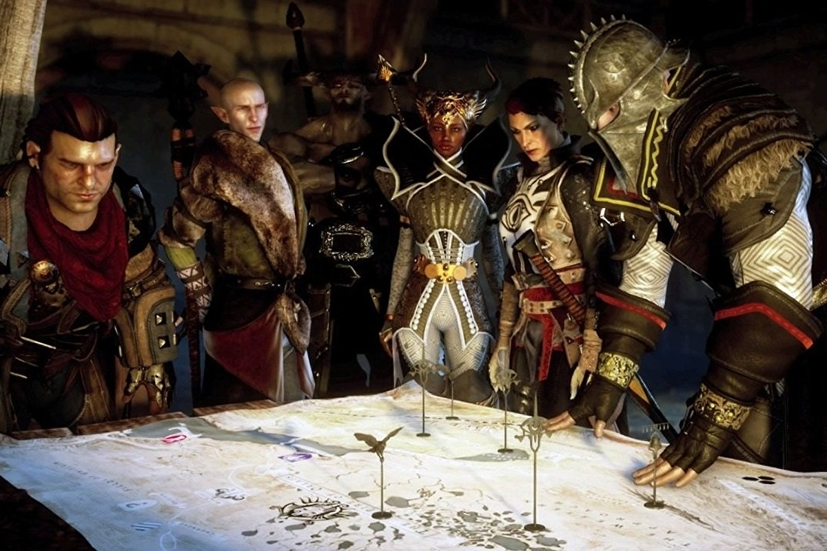 Dragon Age Inquisition - Astrarium puzzle solutions, locations, guide, answers