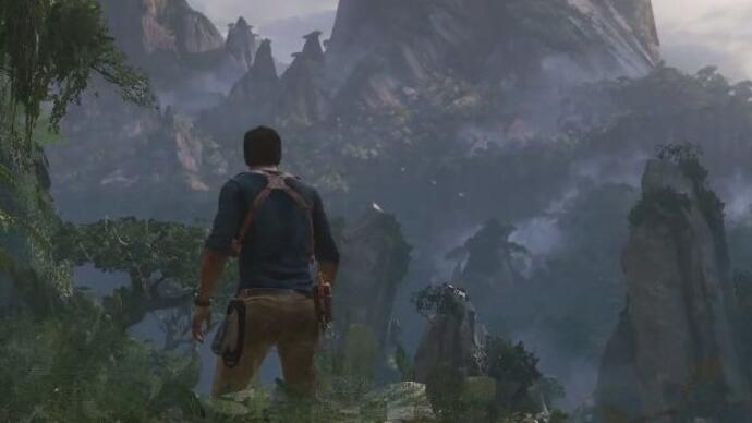 Uncharted 4 gameplay revealed in 15-minute video