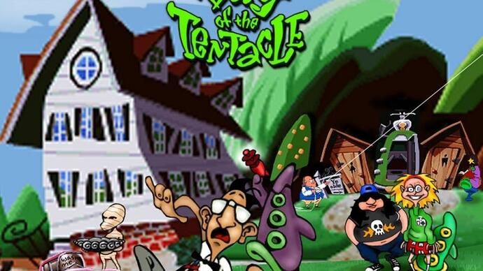 Day of the Tentacle: Special Edition announced for PlayStation and PC