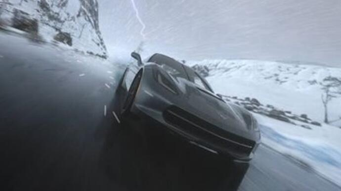 1.4GB DriveClub update adds dynamic weather