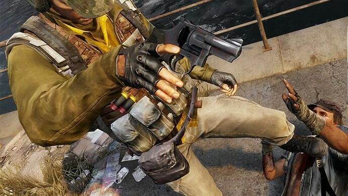 The Last of Us' new multiplayer DLC executions arePS4-exclusive