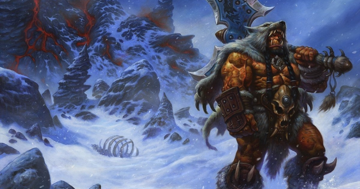 Games of 2014: World of Warcraft: Warlords of Draenor