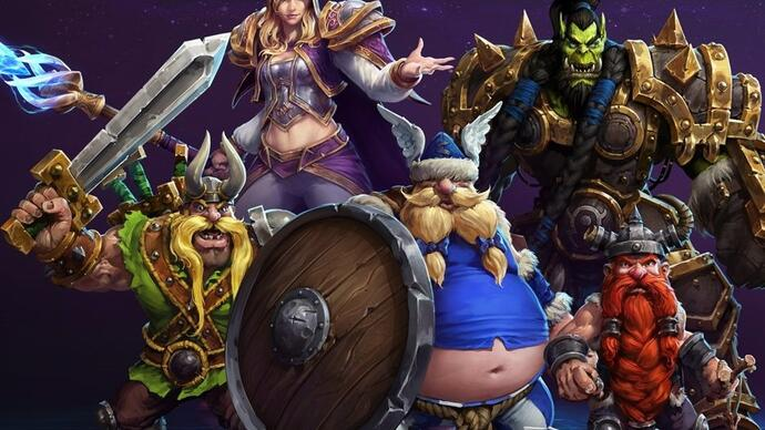 Blizzard's Heroes of the Storm enters closed beta with big improvements