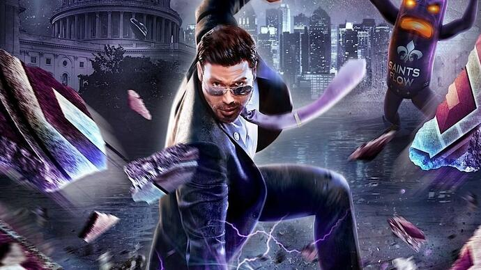 Digital Foundry vs Saints Row 4: Re-Elected on PS4