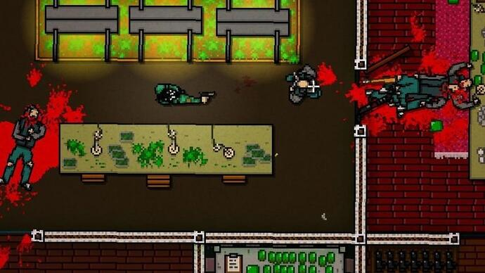 Hotline Miami 2 teases March release date via creepy answering machine