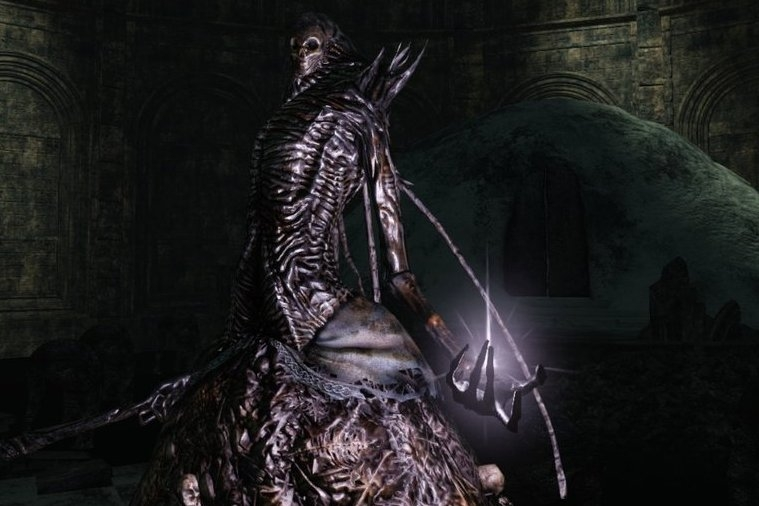 Dark Souls 2 Review Not The End: Dark Souls 2's Scholar Of The First Sin Update Adds A New