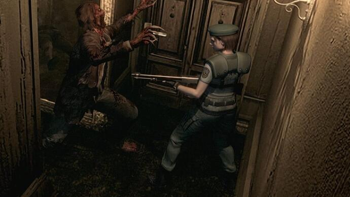 Resident Evil HD Remaster sets sales record for PSN and Capcomdigital