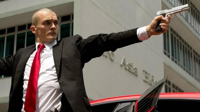 There's a new trailer for the Hitman: Agent 47 movie
