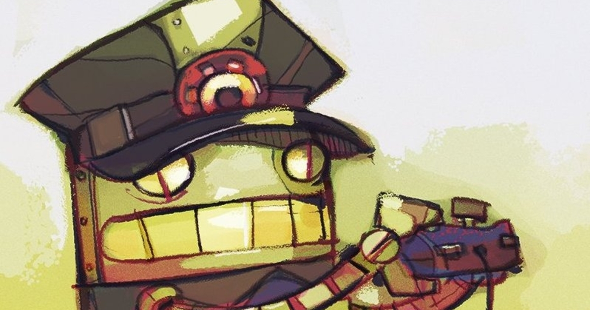 Steampunk cybercrime caper The Swindle confirmed for consoles