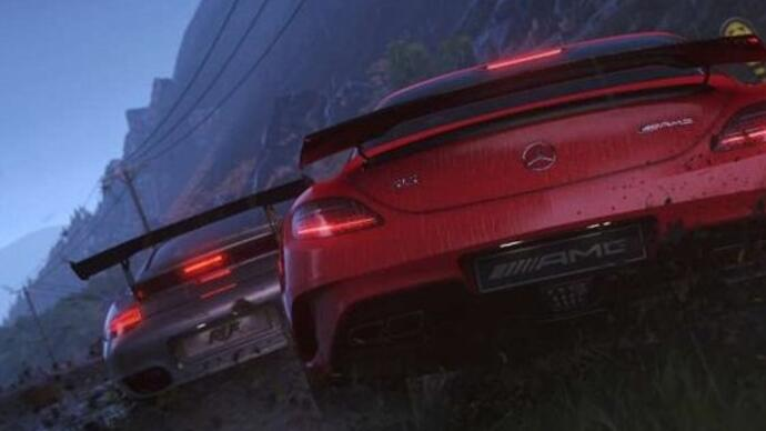 DriveClub free update adds Japan track