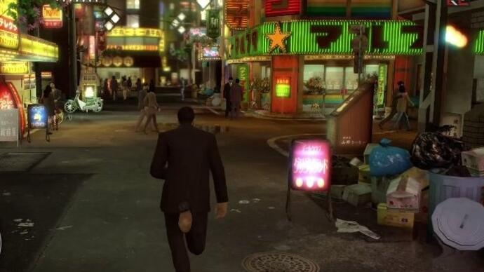 See an hour of Yakuza Zero PS4 gameplay in1080p/60fps