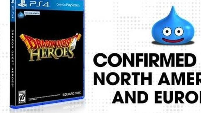 Dragon Quest Heroes heads west as a PS4 exclusive