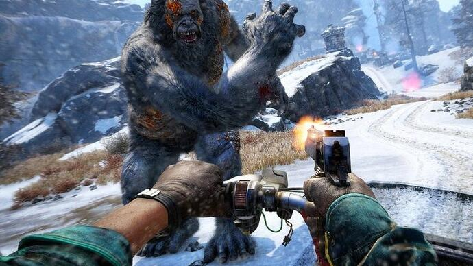 Far Cry 4's Valley of the Yetis DLC gets a March release date