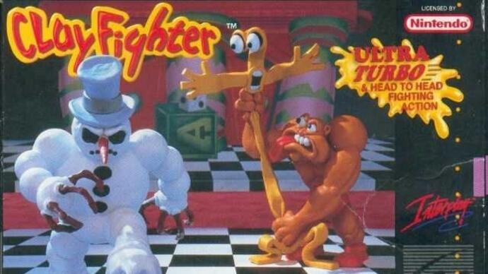 Interplay says it's remasteringClayFighter