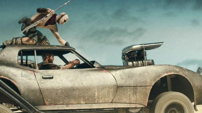 Mad Max release date set for September on PC, PS4, Xbox One