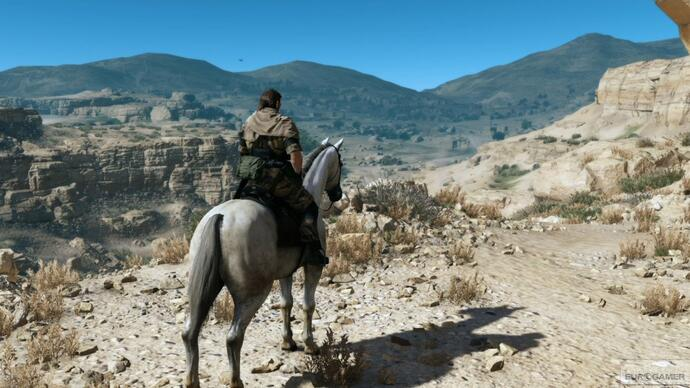 Nuovo trailer di gameplay per Metal Gear Online