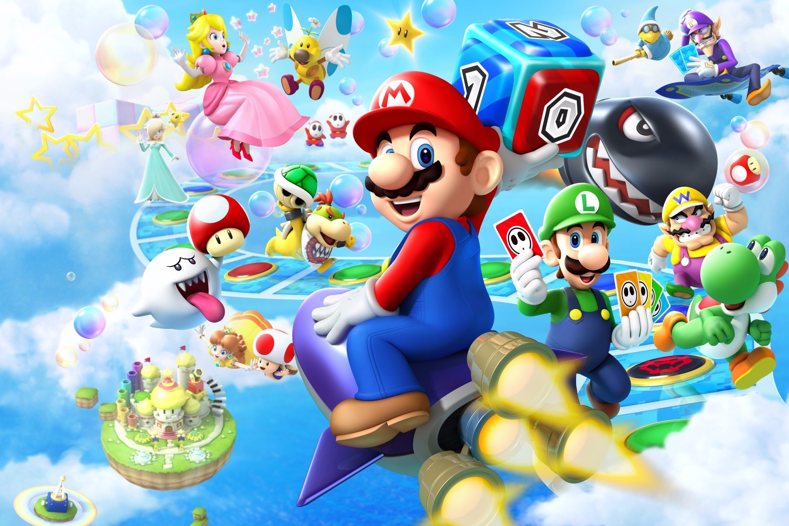 Mario Party 10 Review Eurogamernet