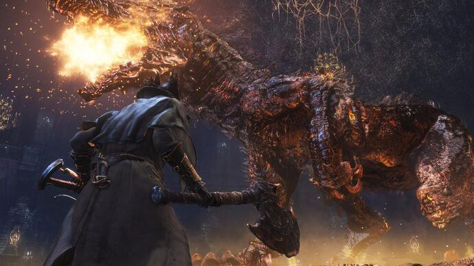 Don't forget to download Bloodborne's 2.69GB day one patch