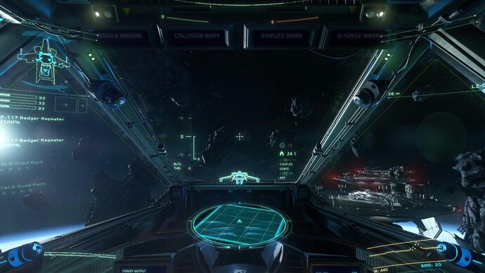 Star Citizen patch 1.1 makes big changes, adds two newspaceships