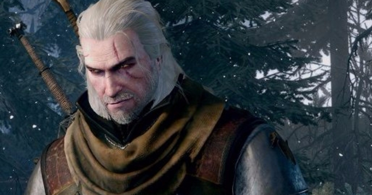 Witcher 3 Hair Styles: Geralt's Beard Grows As You Play Witcher 3 • Eurogamer.net
