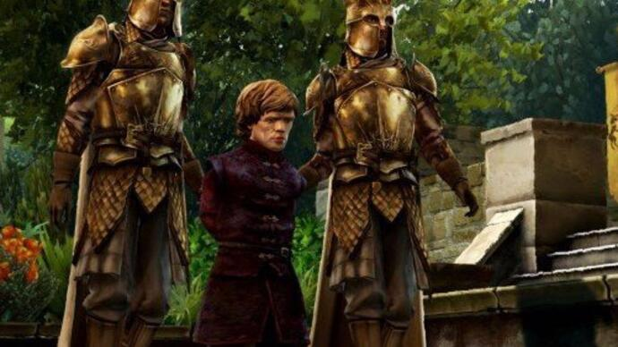 Game of Thrones, Episode 3: The Sword in the Darkness -Test