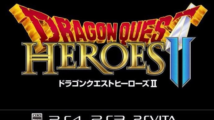 Dragon Quest Heroes 2 announced for PS3, PS4, Vita