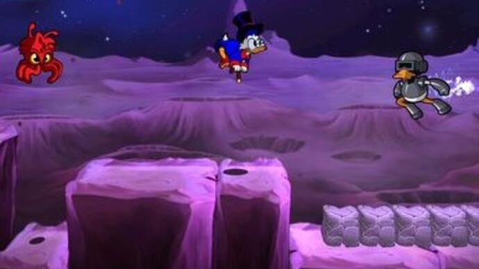 DuckTales Remastered is now on mobile devices