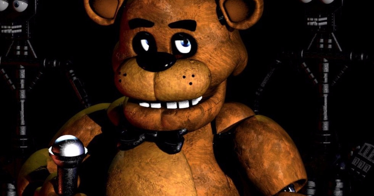 Five Nights at Freddy's is being adapted into a movie - report