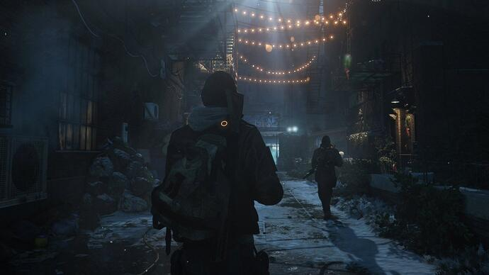 The Division in mostra in un video di gameplay