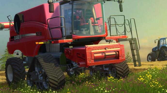 Debut trailer for Farming Simulator 15 on PS4 and Xbox One