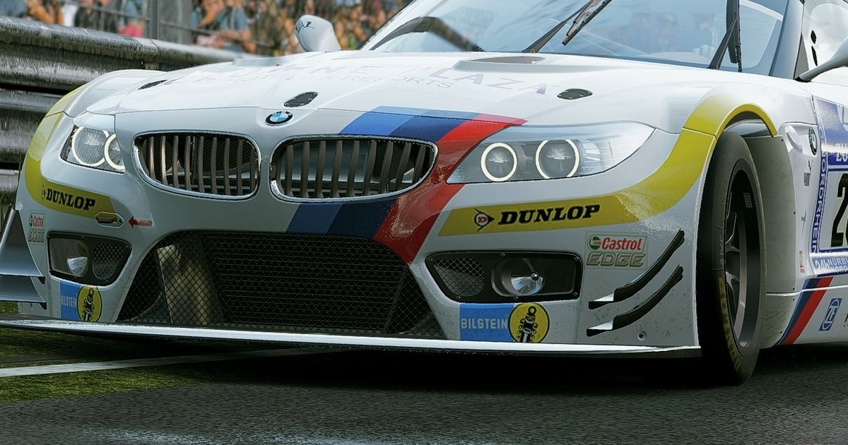 Digital Foundry: Hands-On with Project Cars • Eurogamer.net