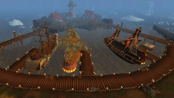 WoW: Warlords of Draenor's next patch adds ship-building
