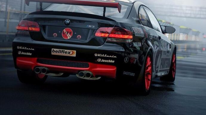 Project Cars technical detailsconfirmed