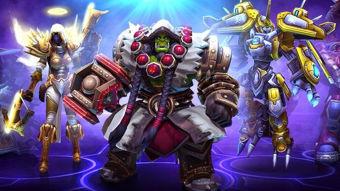 Loads more European Heroes of the Storm beta keys