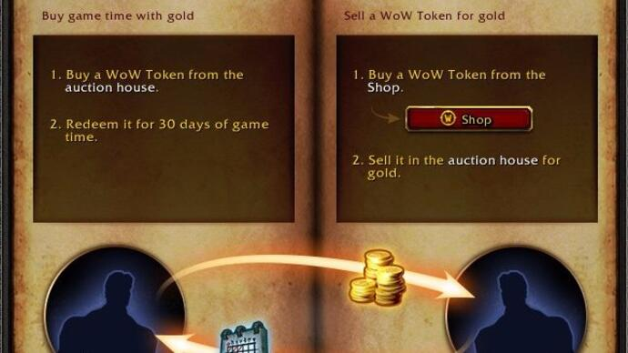 WoW Tokens launch tomorrow in Europe