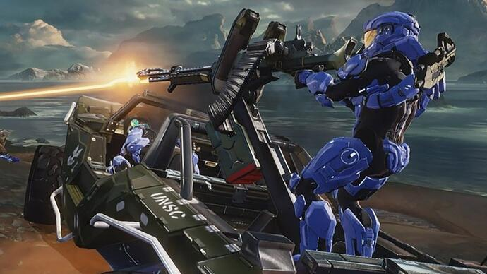 Halo: The Master Chief Collection gets new 1.6GBpatch