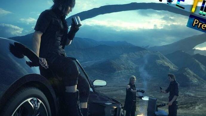 The Final Fantasy 15 demo is getting an update