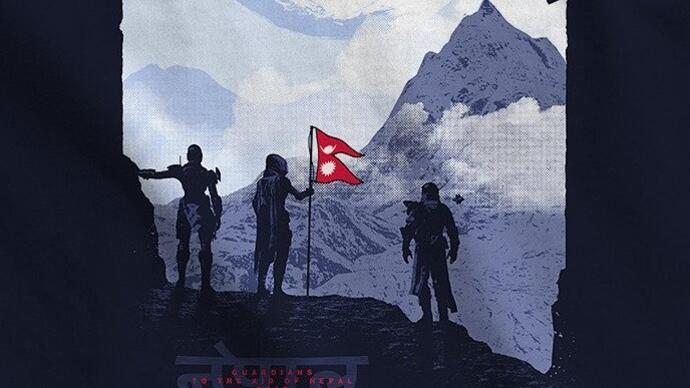 Bungie launches Destiny charity shirt for Nepal