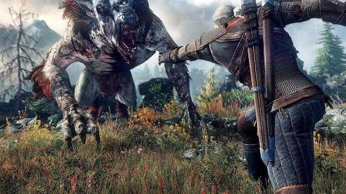 The Witcher 3: Wild Hunt in uno spettacolare video gameplay Full HD di 45 minuti